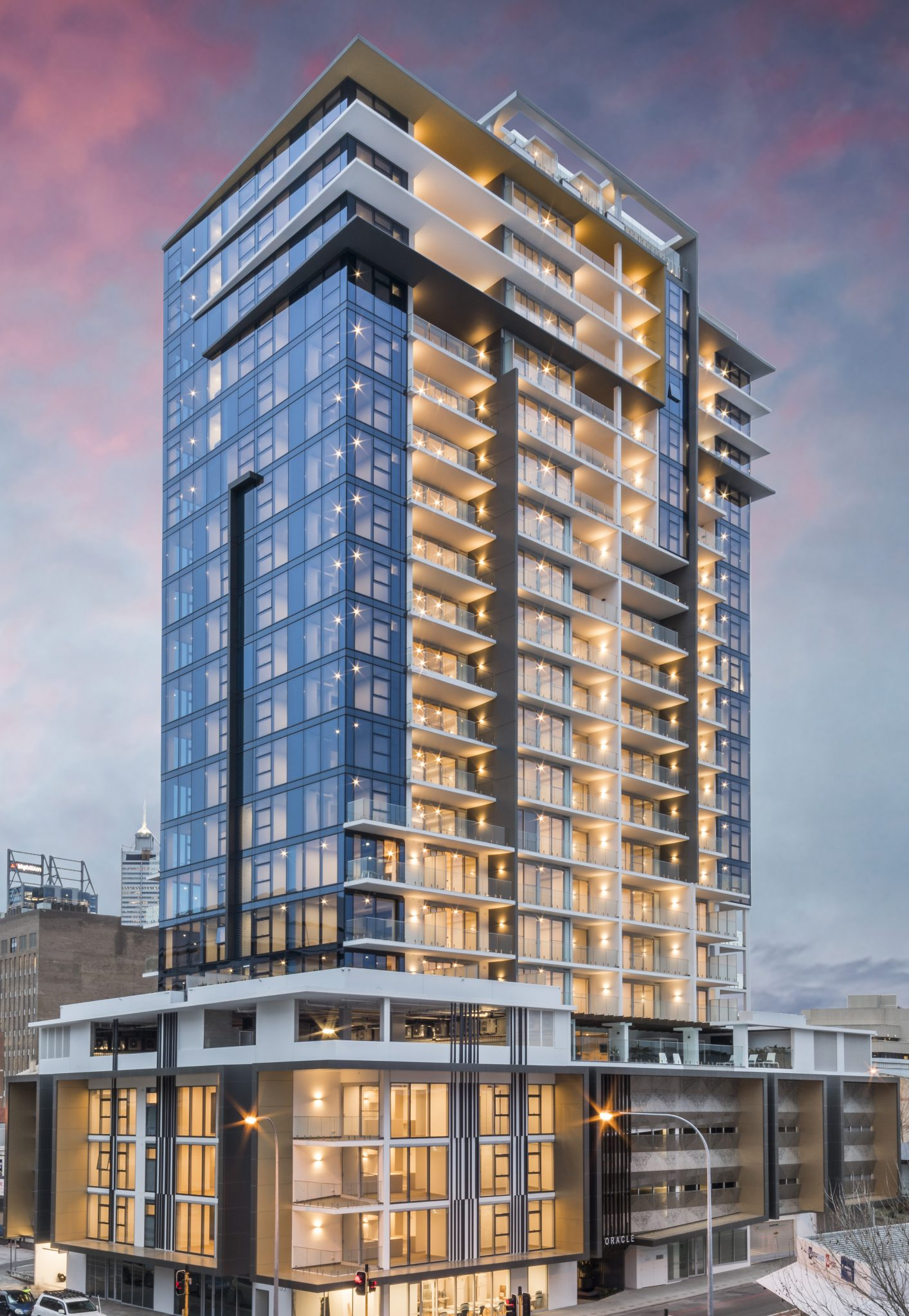 Oracle - New Apartments Perth City | Blackburne